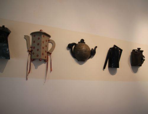 Le teiere impossibili di Yvonne Ekman