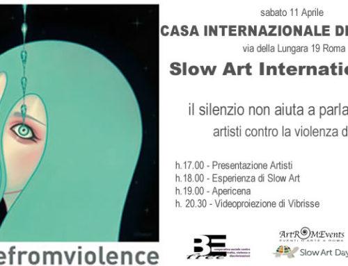 Artisti contro la violenza domestica